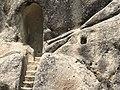 Piano chiuso al pubblico del castello di Pietrapertosa 4.jpg