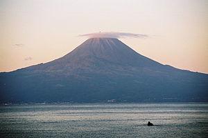 De vulkaan Pico