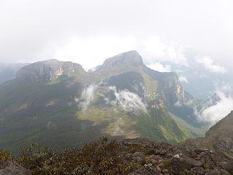 Pico da Neblina National Park - Pico 31 Março