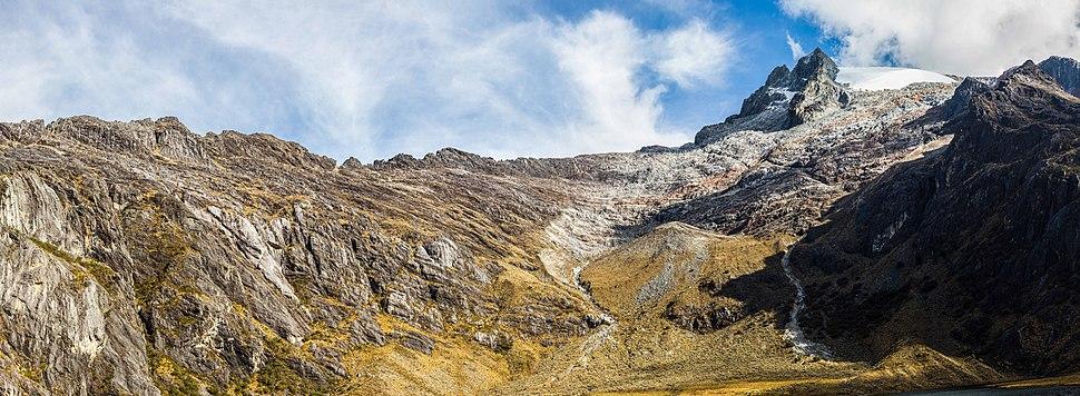 Pico Humboldt y su glaciar