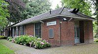 Pier Pander museum Leeuwarden Prinsentuin.JPG