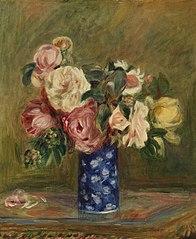 Bouquet of Roses (Le Bouquet de roses)