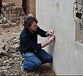 Piers secunda working in Iraq 2015.jpg
