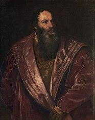 Portrait de Pierre l'Arétin