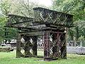 Pijler Bailybrug uit 1954, Geniemuseum Vught, photo 2.JPG