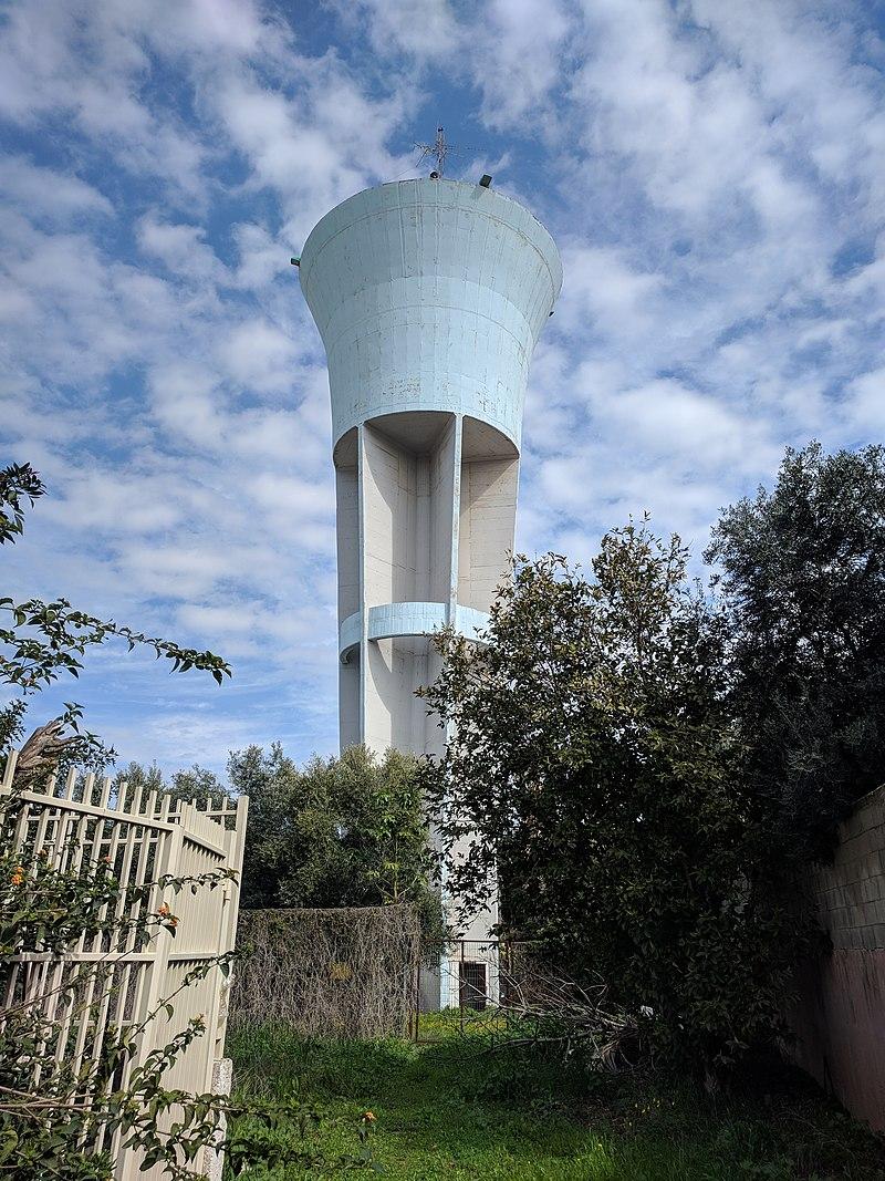 מגדל המים בקרית מלאכי
