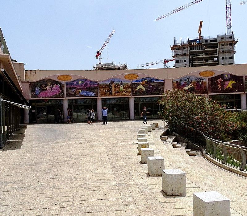 קניון קסטרא חיפה