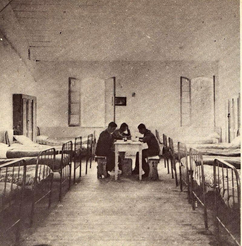חדר בפנימייה