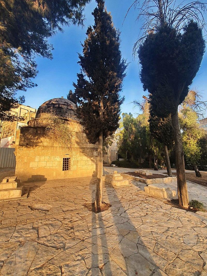ירושלים תורבת כובכייה