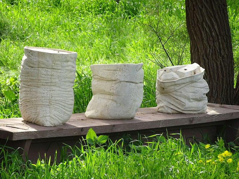 פסלים בפארק דינה בארסוף