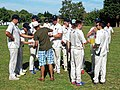 Pimlico Strollers CC v I Don't Like CC at Crouch End, London, England 2.jpg