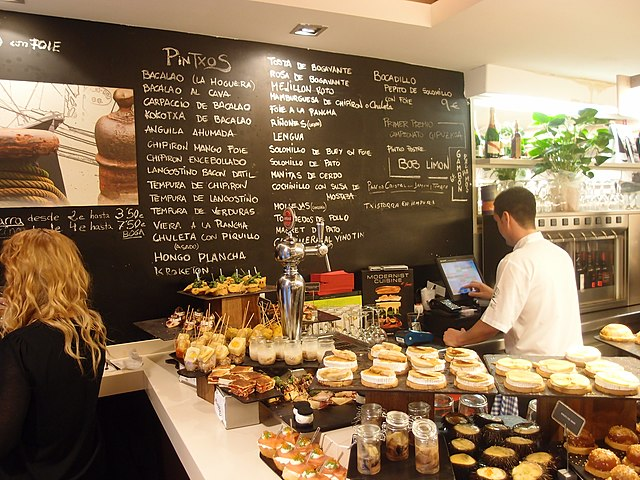 Comer en San Sebastián: ruta de pintxos por la Parte Vieja
