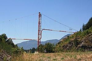 Pipeline Bridge, Haig Highway No 7, near hope, BC Canada - panoramio.jpg