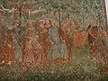 Pisa, Camposanto trionfo della morte 14 scena cortese.JPG