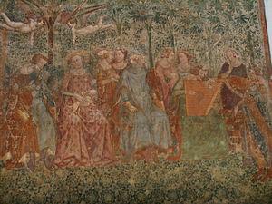Camposanto Monumentale - The Triumph of Death
