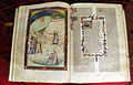 Pisa e firenze, commedia di dante, episodi del purgatorio, 1390 circa poi 1420-25, c.s. 204, c. 95v, 01.JPG