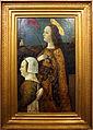 Pittore lombardo, bona di savoia presentata a una santa martire, 1471-72.JPG