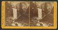 Piwyac, or the Vernal Fall, 300 feet, Yosemite Valley, Mariposa County, Cal, by Watkins, Carleton E., 1829-1916 2.png