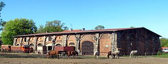 Stud farm - A large stud farm in Gdynia, Poland