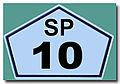 Placa da SP 10 REFON ..jpg