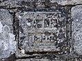 Placa igrexa Vilameá de Ramirás, Ramirás.jpg