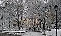 Planty Park-snow, Old Town, Krakow, Poland.jpg