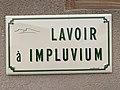 Plaque Lavoir Impluvium - Solutré-Pouilly (FR71) - 2021-03-02 - 1.jpg