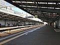 Platform of Bentencho Station (Osaka Loop Line).jpg