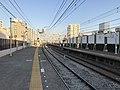 Platform of Sanyo-Tarumi Station 4.jpg