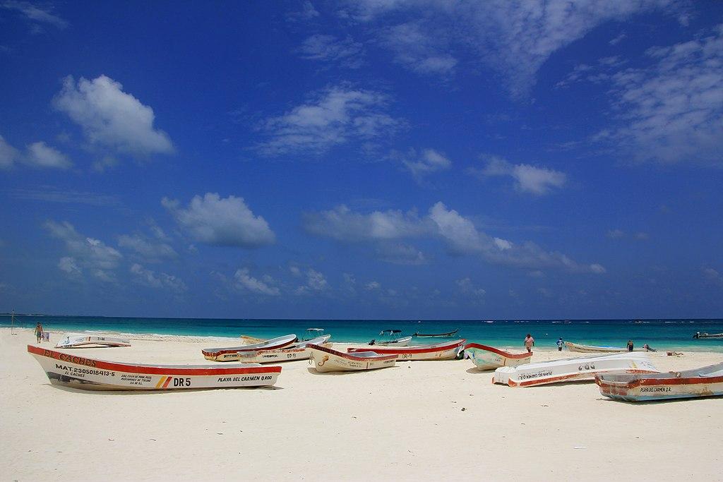 Playa Paraíso, Tulum, México - panoramio