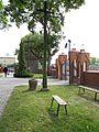 Podlaskie - Łapy - Uhowo - Kościelna 8 - Kościół św. Wojciecha 20110903 08.JPG