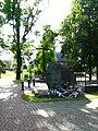 Podlaskie - Michalowo - Michalowo - 11 Listopada sq. - monument.JPG