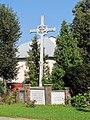 Podlaskie - Sokoły - Sokoły - Kościelna 1 - Bazylika Wniebowzięcia NMP 20110827 20.JPG