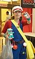 Pokémon trainer Lyra cosplay.jpg