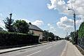 Poland Zgorzala main street.jpg