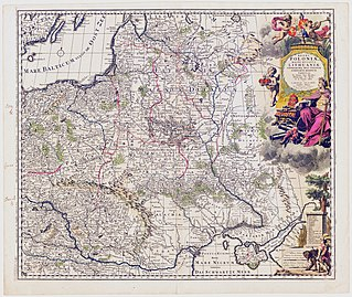 History of the Polish–Lithuanian Commonwealth (1764–1795)