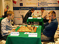 Polish Chess Championship 2014 (R7) G.Gajewski - T.Markowski.jpg