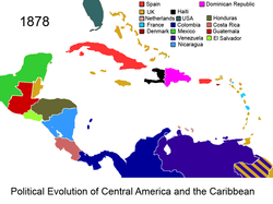 Political Evolution of Central America and the Caribbean 1878 na.png