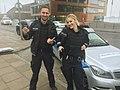 Polizeiteam Nowak Wegner die Wache Hamburg.jpg