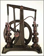 Pompa Geryk a due cilindri a stantuffo a olio.jpg