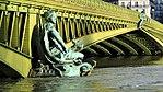 Pont Mirabeau,, Paris, crue de la Seine, janvier 2018 (7).jpg