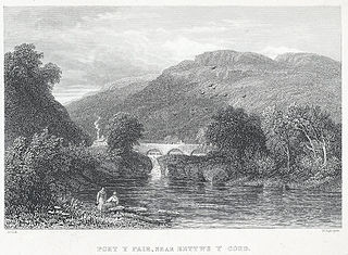 Pont Y Pair, Near Bettws Y Coed