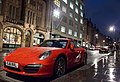 Porsche Porsche at night (8169422529).jpg