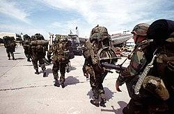 Port-au-Prince airfield seizure