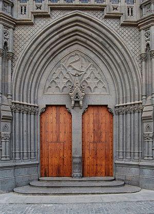 Portal Kirche Arucas 2010