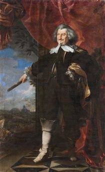 Porträtt, Rudolf Colloredo - Skoklosters slott - 88973.tif