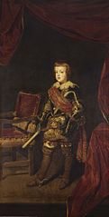 Don Balthazar Carlos (1629-1646), son of Philip IV of Spain