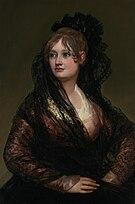 Portrait of Doña Isabel de Porcel by Francisco Goya.jpg