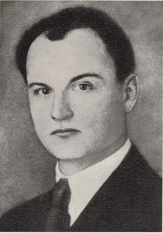 Central Committee elected by the 5th Congress of the Russian Social Democratic Labour Party - Image: Portrait of Jūlijs Kārlis Daniševskis