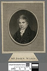 Mr John Ward